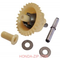 Шестерня регулятора оборотов HONDA GX160, HONDA GX200 в сборе