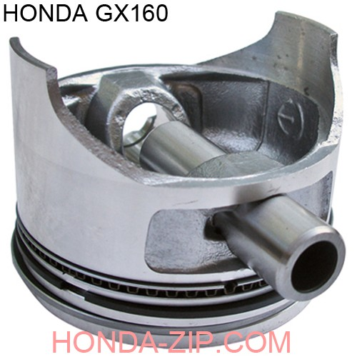 Поршень с кольцами HONDA GX160, HONDA GX200 STD. D68 x 49мм