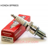 "Свеча HONDA BPR6ES М14х19мм (3/4"") для 4-тактных двигателей"