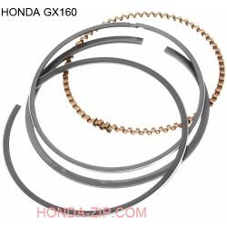Кольца поршневые HONDA GX160, HONDA GX200 STD. 1.5мм (0.25)