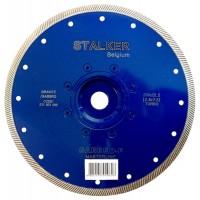 Круг алмазный 230x2,8x7,5x22,2 GABBRO-F MasterLine STALKER для габбро, мягкого гранита