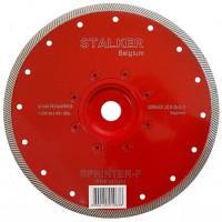 Круг алмазный 230x2,8x9,0x22,2 SPRINTER-F Premium STALKER для габбро, мягкого гранита