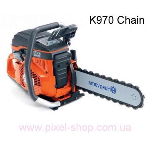 Бензиновый резчик Husqvarna K 970 Chain с цепью