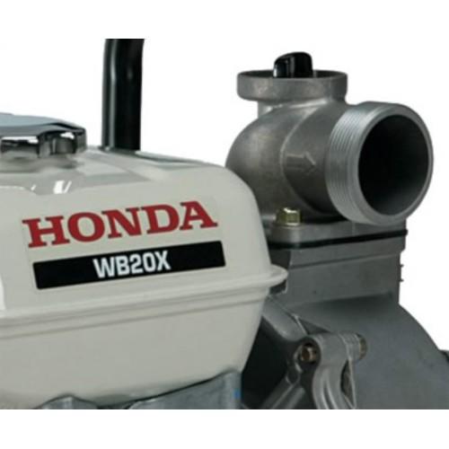 Мотопомпа HONDA WB20 XT3