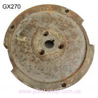Реставрация маховика двигателя GX160, GX200, GX270, GX390