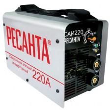 Сварочный инвертор САИ 220 (Ресанта)