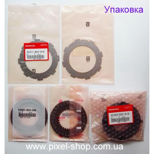 Диски автоматического сцепления картинга для HONDA GX с редуктором (комплект)