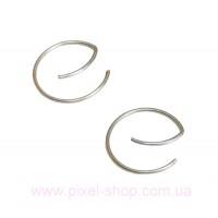 Стопорное кольцо пальца поршня GX160, GX200 (2 шт.)