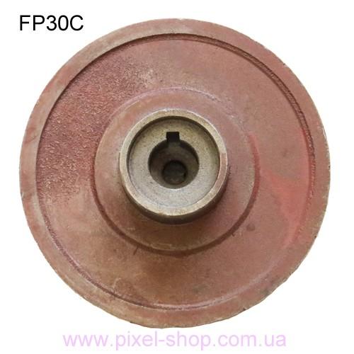 Крыльчатка для мотопомпы FORTE FP30C шпонка
