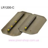 Лопасти затирочные 1200 мм комбинированные 3.0 мм LR1200-С под болт
