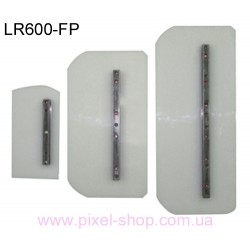 Лопасти затирочные пластиковые 600 мм финишные 3.0 мм LR600-FP под болт