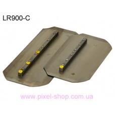Лопасти затирочные 900 мм комбинированные 2.5 мм LR900-C под болт